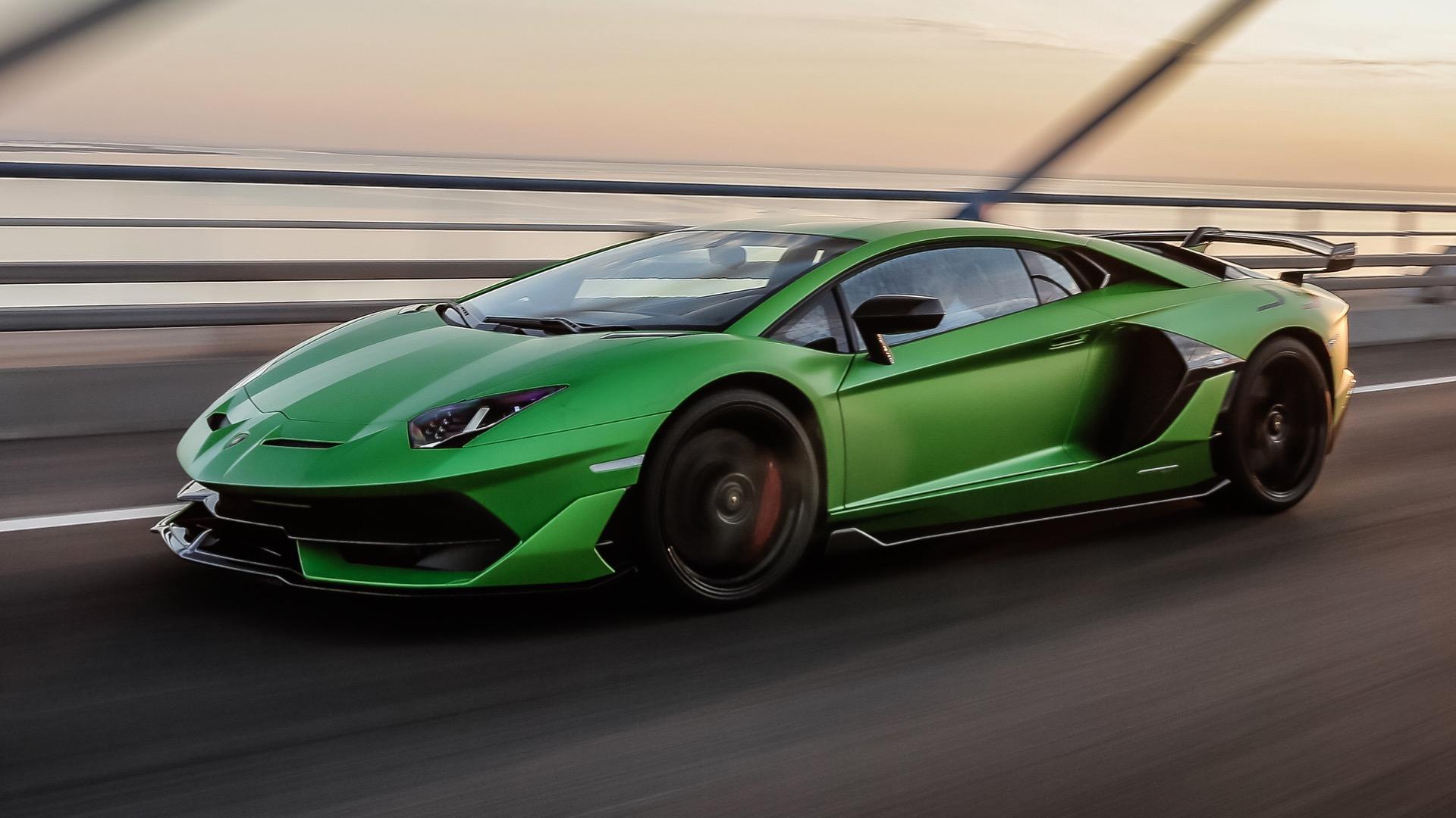 Globe Drive Aventador Svj The Most Extreme Lamborghini Yet The