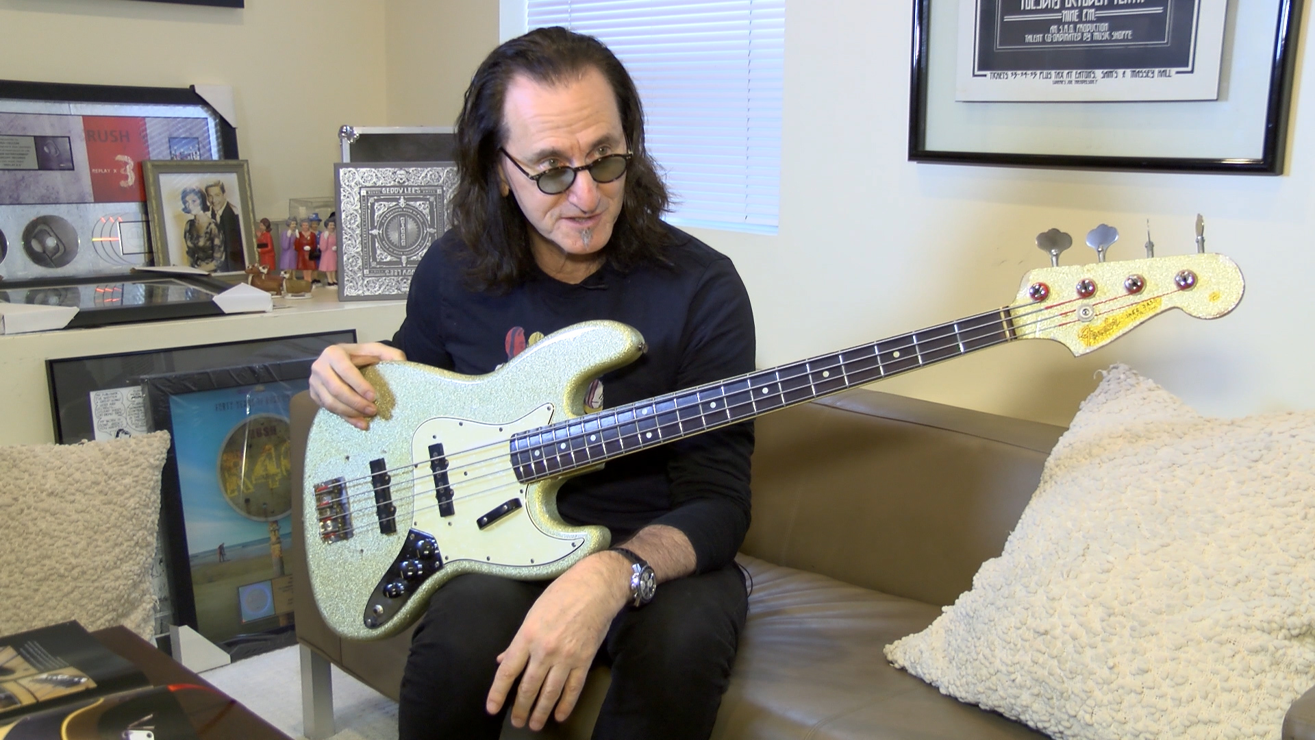 Geddy Lee On His Book Of Bass And Why Rush Wont Tour Again The